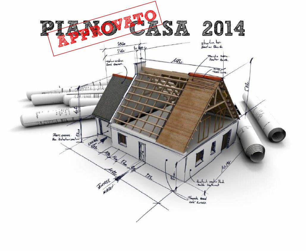 piano casa 2014 approvato