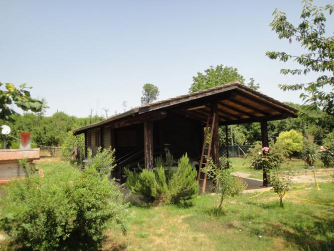 Ampliamento piano casa abitazione agricola in legno as p - Ampliamento casa in legno ...